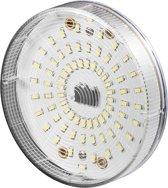 Goobay 30598 4.5W GX53 A+ Koel wit LED-lamp