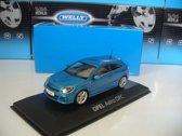 Minichamps 1/43 Opel Astra OPC  Blauw