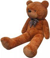 Grote Knuffel Teddy beer Pluche 150cm - Teddy bear Speelgoed - Teddybeer knuffels