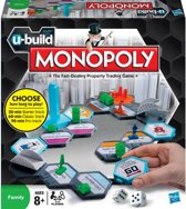 Monopoly U Build - Bordspel