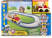 PAW Patrol Rocky's Barn Rescue Track - Speelset