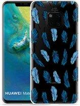 Huawei Mate 20 Pro Hoesje Feathers