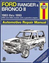 Ford Ranger & Bronco II (83 - 93)