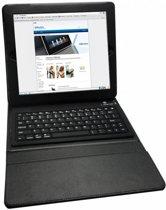 Bluetooth Keyboard Case voor de Apple Ipad 4, Toetsenbord, Zwart, merk i12Cover