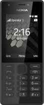 Nokia 216 - black - single sim