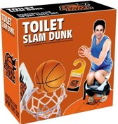 Toilet Slam Dunk Toilet Basketbal Set Sport Speelgoed