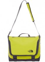 The North Face Base Camp Messenger Venom Yellow/ Grey - S