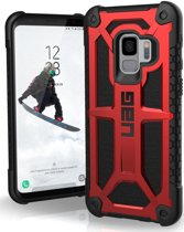 UAG Rood Monarch Hard Case Samsung Galaxy S9