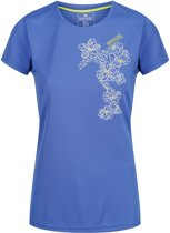 Regatta-Wmns Fingal IV-Outdoorshirt-Vrouwen-MAAT XS-Blauw