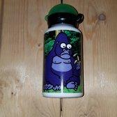drinkfles kinder, alu 0.35L , Gorilla