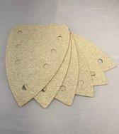 Suilen Schuurpapier Delta 100 stuks 100 X 150 Klittenband Korrel 120