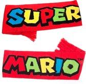 Nintendo - Super Mario Gebreide Sjaal