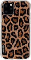 Casetastic Smartphone Hoesje Softcover Apple iPhone 11 Pro - Leopard