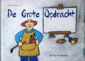 Kinderboeken De Vier Windstreken - De grote opdracht. 4+