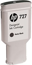 HP 727 - Inktcartridge / Zwart (C1Q12A)