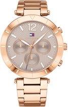 Tommy Hilfiger TH1781879 Horloge - Staal - Roségoudkleurig - Ø 38 mm
