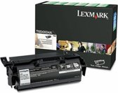 LEXMARK Toner cartridge black T65x