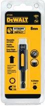 DeWalt DT7430 Extreme Impact magnetische bit dopsleutel - 8mm