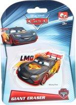 Disney Cars Reuze Gum Lmo 10 X6 Cm Zwart/rood