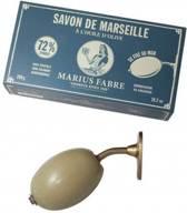 Marius Fabre - Nature - Wandhouder voor Marseillezeep ovaal
