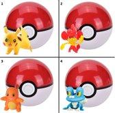 Afbeelding van Pokemon Speelgoed set 4 stuks