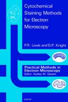 Cytochemical Staining Methods for Electron Microscopy