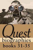 Quest Biographies Bundle — Books 31–35