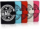 Azpen A785 Fragile Print Case, Trendy Hoesje, merk i12Cover