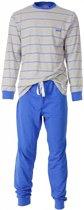Heren pyjama Licht Blauw MEPYH1407A-M15