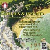 Delius & Ireland, Sonatas Arranged By Lionel Terti