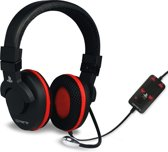 4Gamers Stereo Gaming Headset Cp-Nc1 Zwart PS3