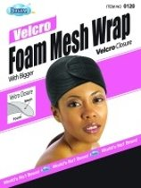 Dream Foam Mesh Wrap Cap