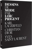 Dessins de mode ( 3 DVDs ) K.Lagerfeld, C.Dior, Y.Saint Laurent