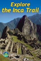 Omslag van 'Explore the Inca Trail'