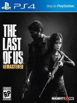 The Last of Us Remastered (cover EN/FR/SP/AR) - Playstation 4
