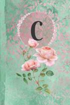 Personalized Monogrammed Letter C Journal