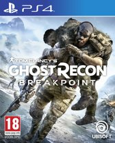 Ghost Recon Breakpoint Standard Edition- PS4
