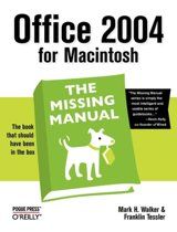 Office 2004 for Macintosh