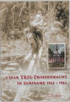 1 jaar TRIS Troepenmacht in Suriname