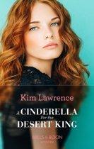 A Cinderella For The Desert King (Mills & Boon Modern)