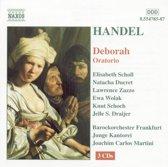Handel: Deborah / Martini, Scholl, Ducret, Zazzo, Wolak, Schoch et al