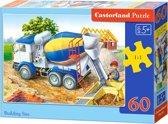 Building Site puzzel 60 stukjes