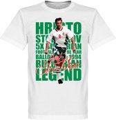 Stoitsjkov Legend T-Shirt - XS
