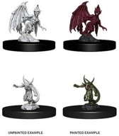 Dungeons and Dragons Nolzur's Marvelous Miniatures: Imp and Quasit
