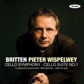 Cello Symphony/Cello Suite No. 1