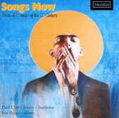 Songs Now: British Songs Of The 21S