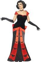 """Halloween vampier vleermuis Kostuum  - Verkleedkleding - Medium"""