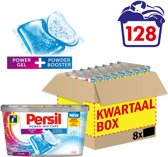 Persil Power Mix caps Color wasmiddel - 128 wasbeurten - Kwartaalbox