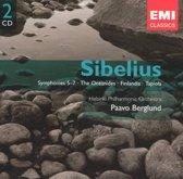 Paavo Berglund - Sibelius: Symphonies 5-7
