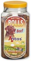 Antos Better Rolls Beef Hondensnack - 400 gr